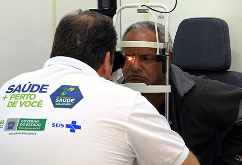 Nova edição da Caravana da Saúde começa com mais de 5 mil exames e consultas