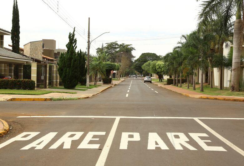 Agetran reforça sinalização para  mais segurança no trânsito