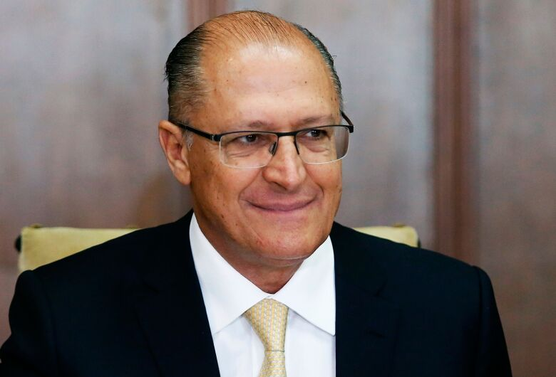 Geraldo Alckmin vem a Dourados na sexta-feira