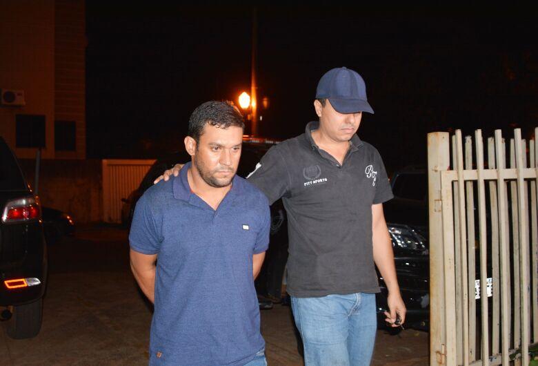 Acusado de matar ex com tiro na cabeça é preso em Sidrolândia