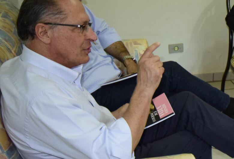 Pré-candidato tucano fala em criar uma Guarda Nacional no Brasil