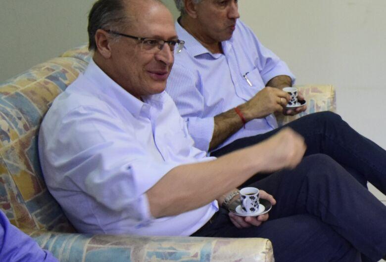 Geraldo Alckmin diz que campanha se resolve na reta final