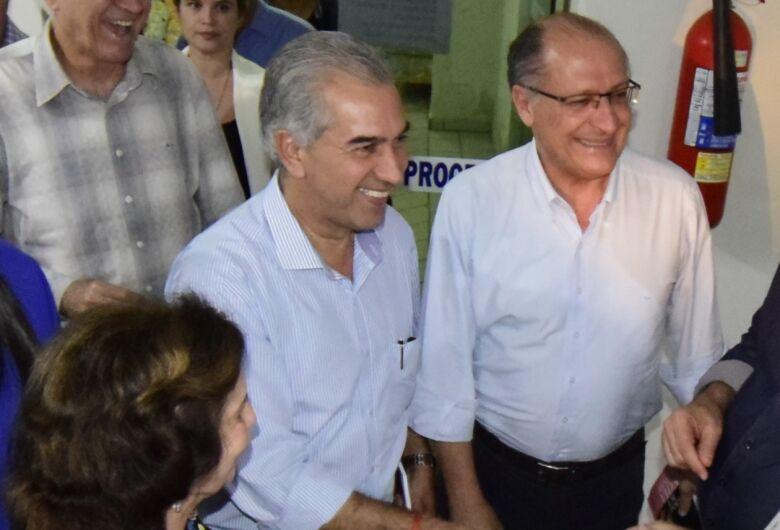 Fronteiras protegidas é prioridade para pré-candidato Alckmin