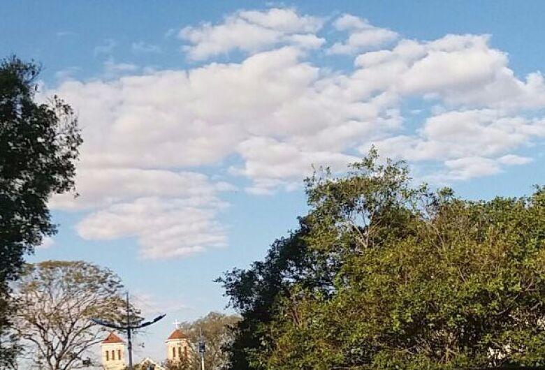Cemtec prevê mais quatro dias secos e sem chuva no MS