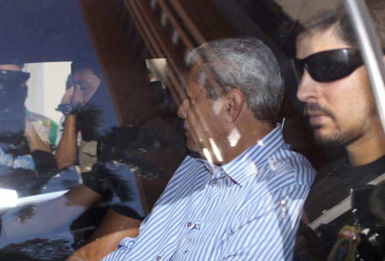 Ex-governador André Puccinelli e filho são presos pela PF mais uma vez