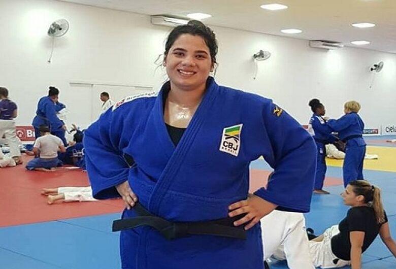 Judoca Camila Gebara é convocada para a Seleção Brasileira de Judô