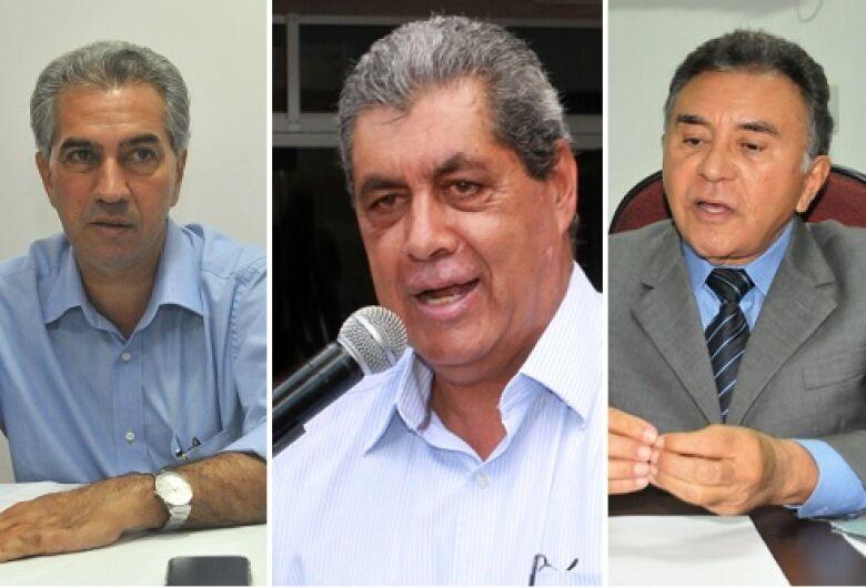 Pesquisa do Ipems mostra Odilon, André e Reinaldo tecnicamente empatados na corrida eleitoral