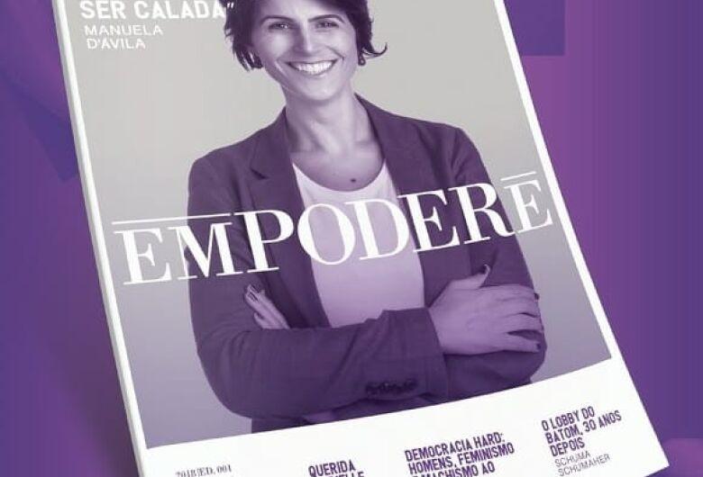 Empodere, a primeira revista feminista do Brasil é lançada amanhã na Capital