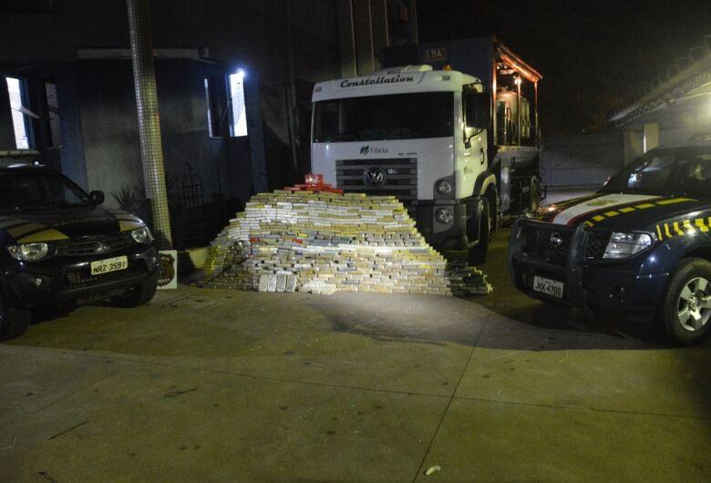 Preso resgatado no HV havia sido detido com carga de cocaína avaliada em R$ 16 milhões