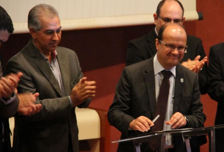 Murilo e Zé Teixeira confirmam proposta de aliança do DEM com o PSDB