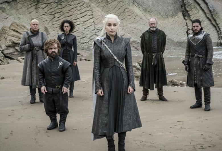 Game of Thrones lidera disputa do Emmy 2018
