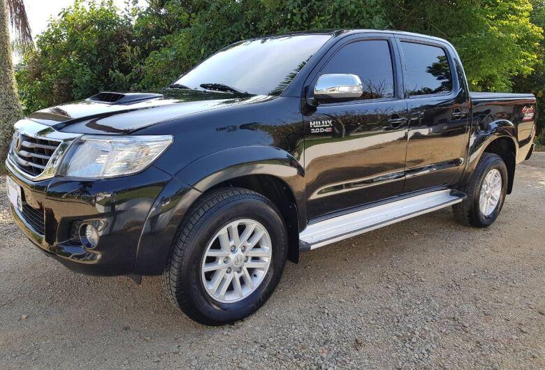 Vereador de Dourados tem camionete roubada