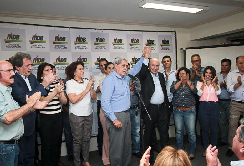 Após adiamento, MDB realiza convenção estadual no dia 4 de agosto