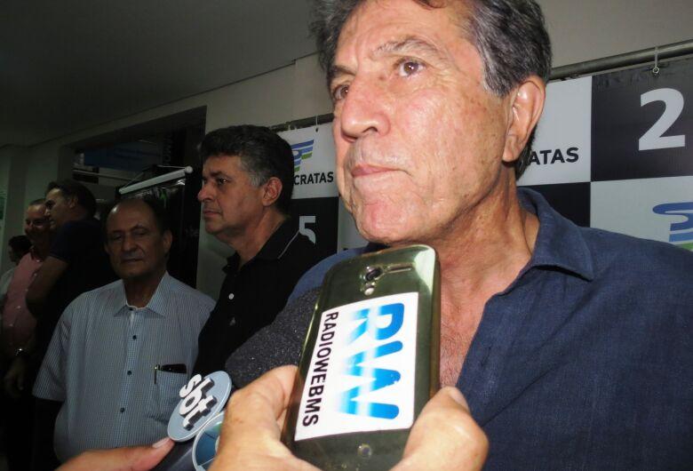 Murilo recua sobre apoio ao PSDB e diz que tudo 'voltou à estaca zero'