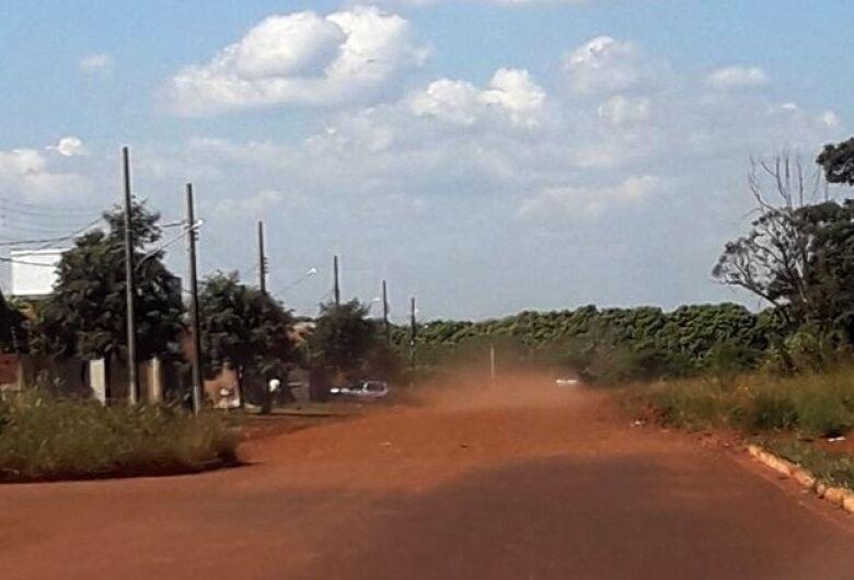 Embrapa emite alerta sobre ventos em Dourados: muito forte