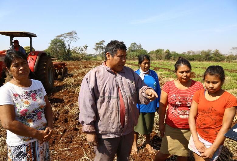 Programa inédito cria expectativa de mais renda entre indígenas de Dourados