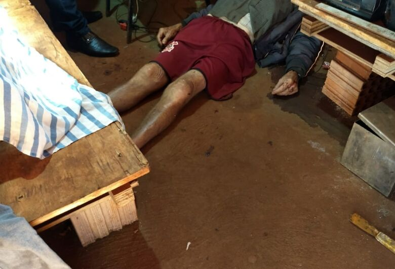 Homem é encontrado morto no Altos do Indaiá