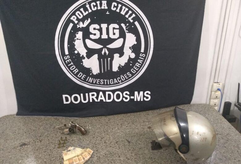 SIG prende trio que roubou padaria em Dourados