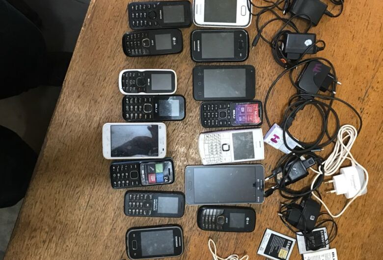 Polícia Militar apreende menor que jogou celulares e serras para o interior da PED