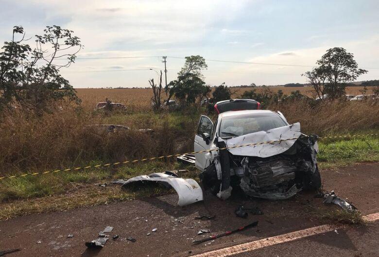 Menina de 4 anos que perdeu os pais em acidente recebeu alta em Campo Grande
