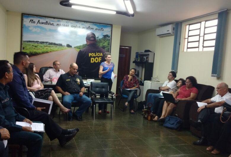 Educadores vão debater projeto contra drogas