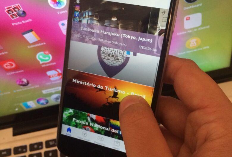 Campo Grande é escolhida para ativação de aplicativo de localização premiado internacionalmente