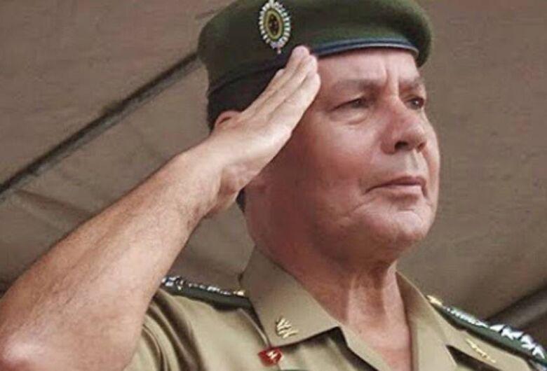 General Hamilton Mourão será o vice de Jair Bolsonaro