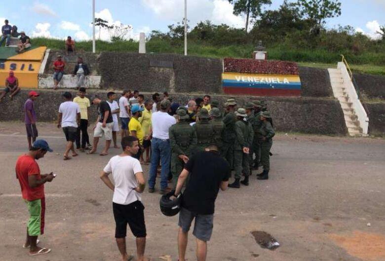 Mais mil venezuelanos serão levados de Roraima para outros estados