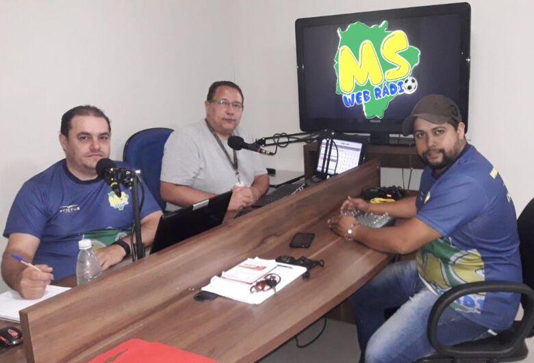 MS Web Rádio confirma primeiro lugar no Mato Grosso do Sul