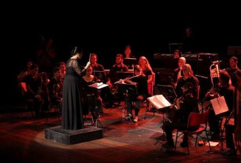Orquestra UFGD apresenta clássicos da MPB nesta terça