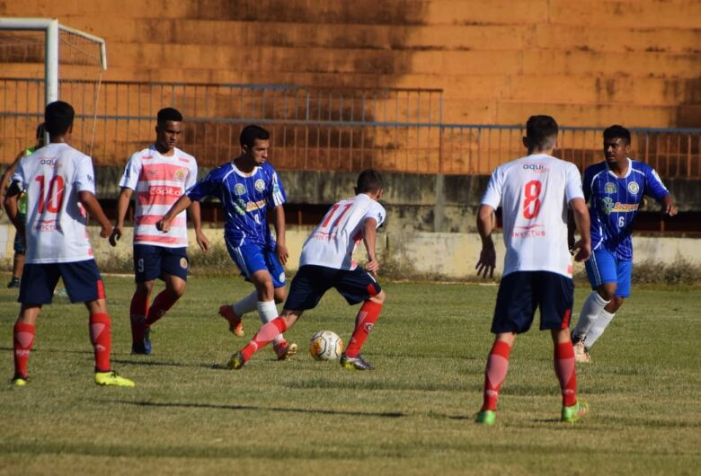 Com título do Aquidauanense, Sete busca o vice-campeonato para ir à Copa São Paulo