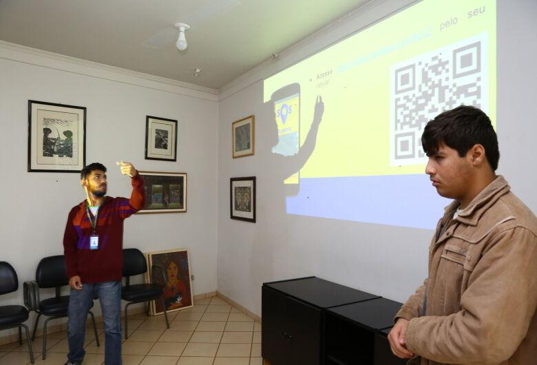Alunos do IFMS apresentam protótipo de aplicativo que vai aproximar cidadão e Prefeitura