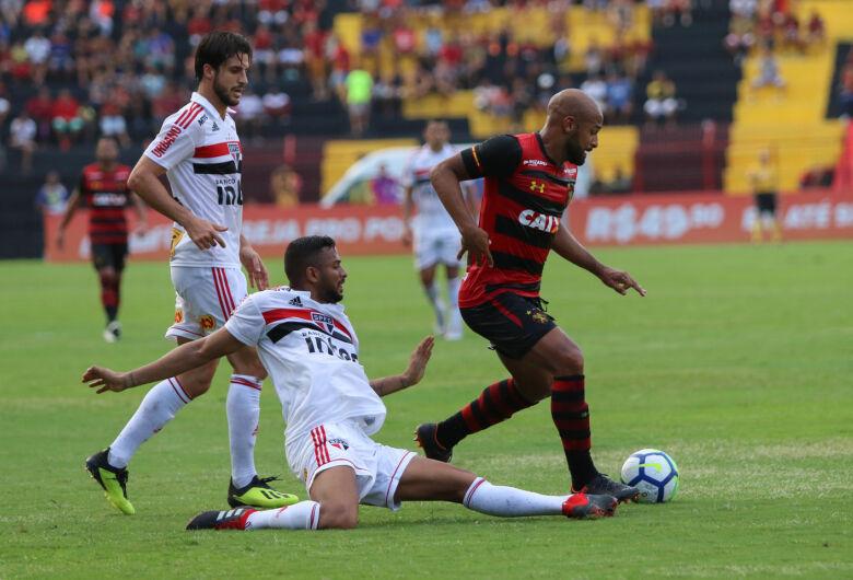 Rodada do fim de semana: São Paulo segue líder e Santos vai para a degola