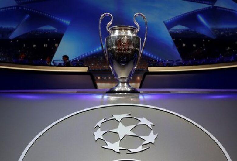 Sorteio põe PSG e Liverpool no mesmo grupo e define reencontro de CR7 com o United