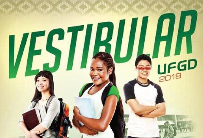Inscrições para o Vestibular 2019 da UFGD abrem na segunda