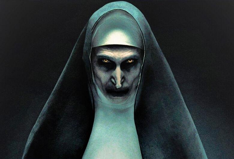 """""""A Freira"""" tem maior bilheteria entre filmes da série de terror """"Invocação do Mal"""""""