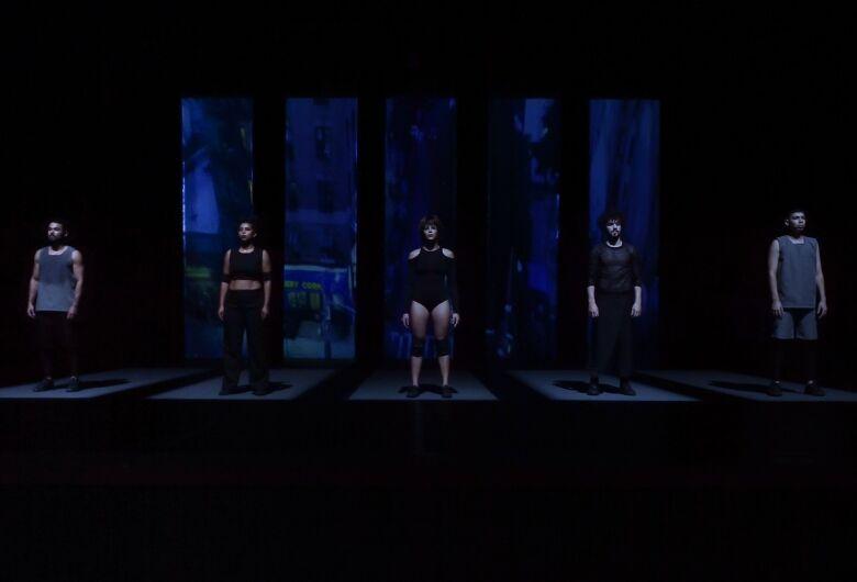 Cia Dançurbana apresenta espetáculo FLUZZ de 21 a 23 de setembro na capital