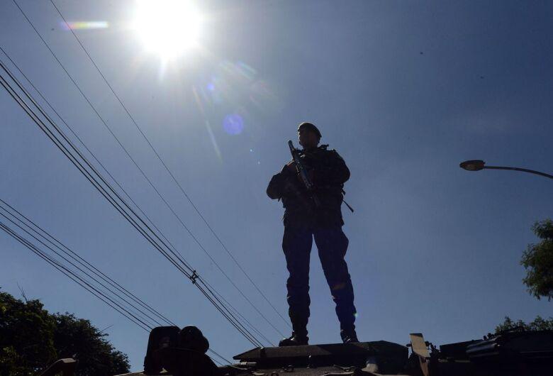 Quase 500 localidades terão reforço de tropas federais nas eleições