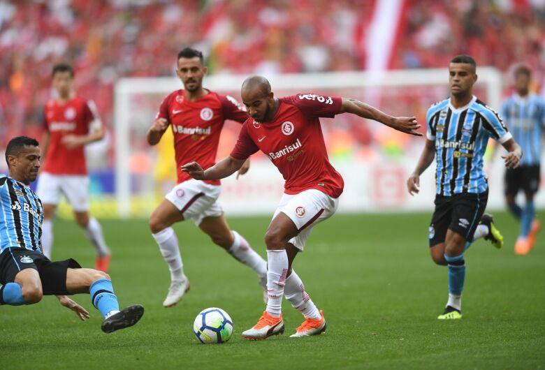 São Paulo e Inter disputam gol a gol a liderança do Brasileirão