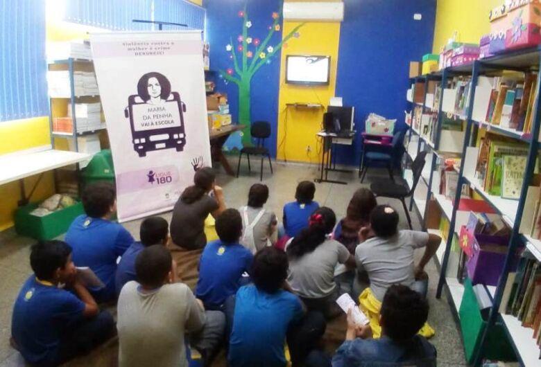 Conscientização sobre violência contra a mulher alcança mais de 6 mil alunos