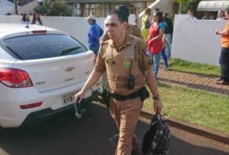 Estudante atira em colegas dentro de escola no interior do Paraná
