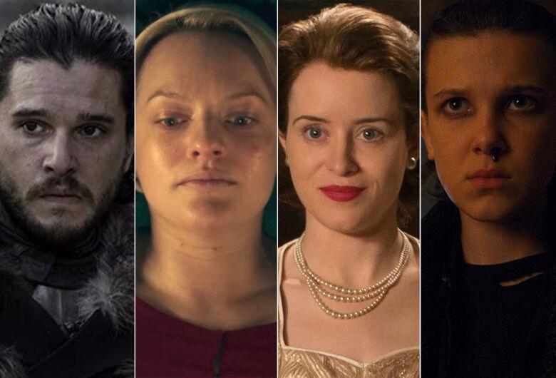 Dragões, aias e donas de casa disputam principais prêmios do Emmy