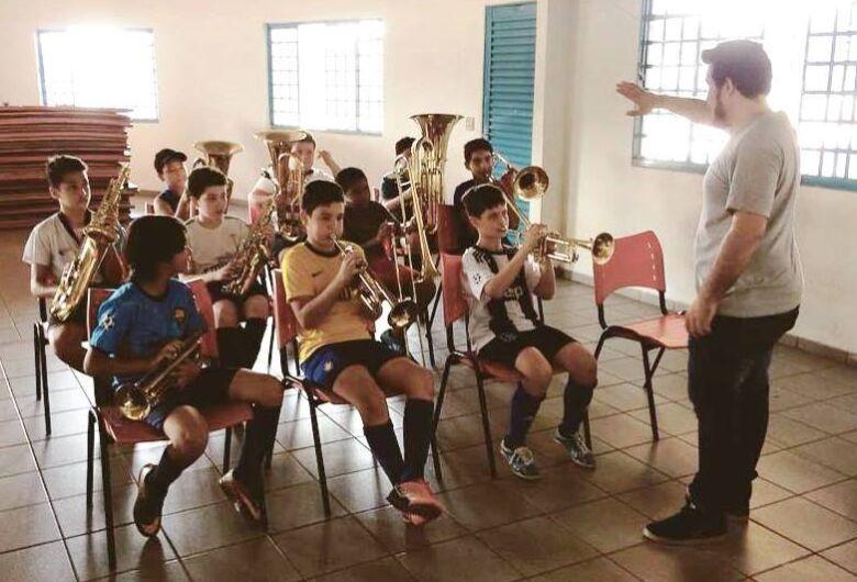 Cultura comemora resultados positivos com oficinas musicais