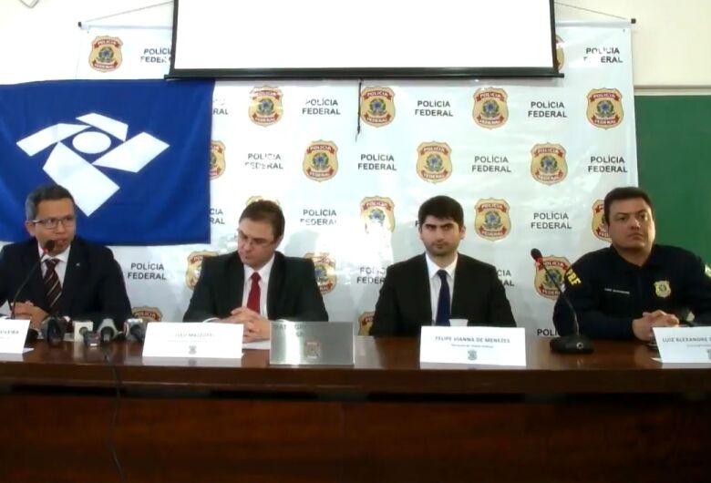 Chefões do contrabando se uniram em festa de casamento em resort de Maceió, onde foram presos