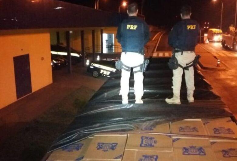 Aliciar policiais era fundamental para o esquema de contrabando de cigarros, afirma delegado