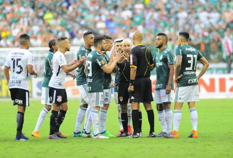 Em nota oficial, Palmeiras avisa que não vai recorrer da decisão do STJD