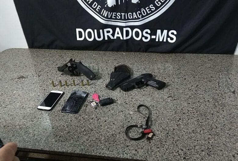 Borracheiro é preso em Dourados por participação em esquema de transporte de droga em pneus