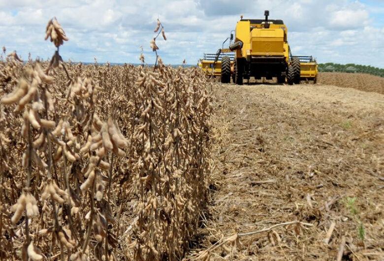 Mato Grosso do Sul projeta colher 1,7 milhão de toneladas de soja a mais nesta safra