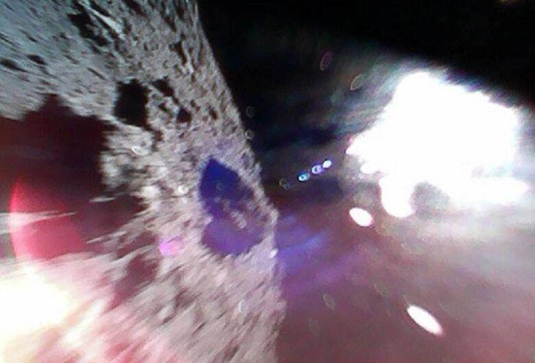 Japão consegue pousar duas naves em um asteroide pela primeira vez