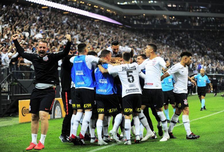 CBF sorteia mandos, e Corinthians faz segundo jogo da final da Copa do Brasil em casa